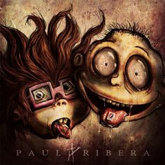 Sorry if its a re-post: Rugrats on LSd.by artist Paul Ribera. Trippy Cartoon, Cartoon Cartoon, Cartoon Characters, Cartoon Conspiracy, Cartoon Theories, Childhood Ruined, Arte Obscura, 90s Cartoons, Arte Horror