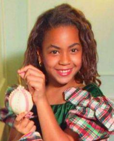 Young Beyoncé