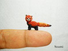 mini crochet animals
