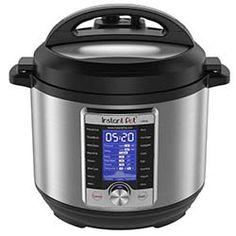 Instant Pot Ultra Smart Electric Pressure Cooker 6 quart