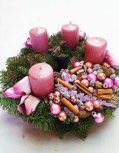 Adventi körséta - Tóth György Christmas Advent Wreath, Advent Wreaths, Christmas Colors, Winter Christmas, Snow, Candles, Table Decorations, Holiday Decor, Places