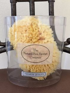 nice NEW The Natural Sea Sponge Company Hydrea London Honeycomb Sea Sponge Bath SPA - For Sale View more at http://shipperscentral.com/wp/product/new-the-natural-sea-sponge-company-hydrea-london-honeycomb-sea-sponge-bath-spa-for-sale/