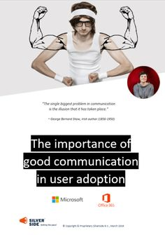 The Importance of Good Communication in User Adoption Good Communication, Illusions, Adoption, Ebooks, How To Plan, Memes, Meme