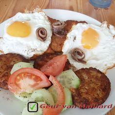 Hamburger schnitzel - Geur van Maillard - www.maillard.nl