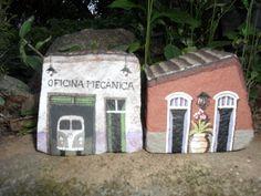 PedraBrasil: Pedras pintadas (painted rocks)