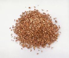 An poster sized print, approx (other products available) - Pile of copper shavings, view from above - Image supplied by Universal Images Group (UIG) - Poster printed in Australia