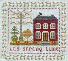 It's_springtime - Les Grilles de Maryse