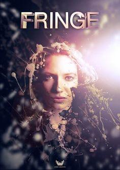 fringe tv show poster fringe anna torv annatorv joshua jackson rh pinterest com V Fringe Bangs Fringe Desktops