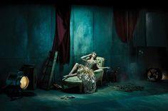 "English National Ballet Vivienne Westwood Campaign: ""Looks Like A Doll Dances Like A Demon"""