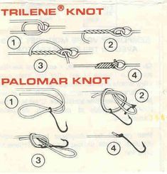 the Newest-How to Tie a Fishing Line Knot #fishingtip #fishingline #fishingknot
