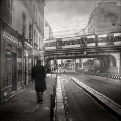 © Frédéric Baque Morning Investigation