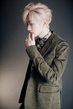 Super Junior - Eunhyuk for 7th album 'MAMACITA'