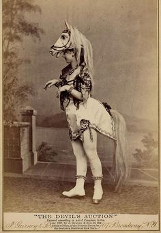 Vintage Pony Play! Tally-ho!