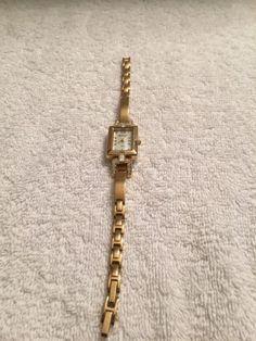 Armitron Diamond/Gold NOW Women's Wrist Band #Armitron