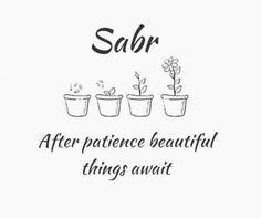 Patience is a skill that needs to be practiced daily. It's worth the effort.