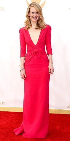 Emmy Awards 2013 - Sarah Paulson
