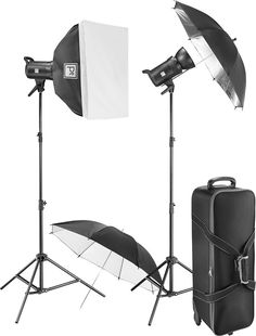 Platinum - Pro Studio Flash Kit