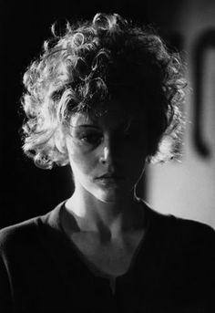 Jane Fonda,fotografiada por Bob Willoughby, durante el rodaje de 'Danzad,danzad, malditos' (They shoot horses, don't they?, 1969), de Sidney Pollack.