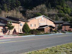 Yurok Tribe Office, Klamath, Northern California