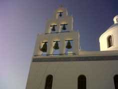Santorini_church, Greece
