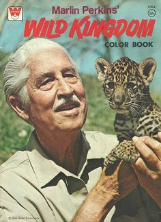 Mutual of Omaha's Wild Kingdom (1963), with Marlin Perkins... every Sunday night before Walt Disney
