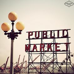 Pike Market, Seattle WA