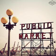 Pike Market, Seattle WA