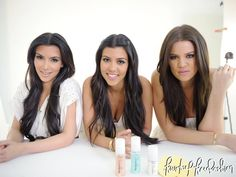 Kim Kardashian, Kourtney Kardashian, Khloe Kardashian | Kourtney Kardashian