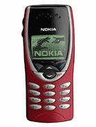 2000 - Nokia 8210 - Probably the smallest mainstream phone I've ever owned. A really great device. My last ever mono screened phone.