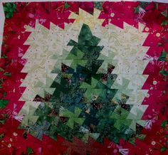 Quilting, Losing and Tea