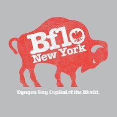 Buffalo, NY: Dyngus Day Capital of the World T-shirt