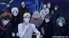D.Gray-man Hallow – Elite Exorcists