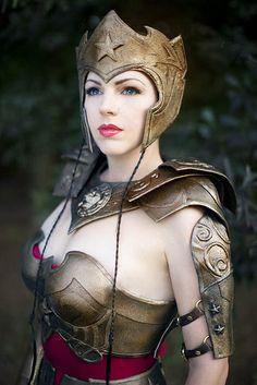 Wonder Woman | AWA 2013 #cosplay #MiracoleBurns