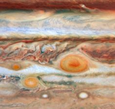 New Red Spot Appears On Jupiter