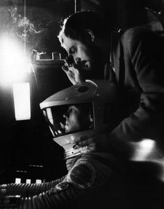 Shooting 2001—Fantastic behind-the-scenes photos from the making of 2001: A Space Odyssey