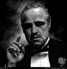 Vito Corleone by Apple Qingyang Zhang