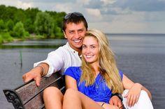 Самые красивые звездные пары России