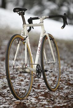 Vanilla Bicycles Cream Cross