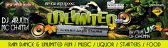 Unlimited 2015 - NYE in Chennai on December 31, 2014