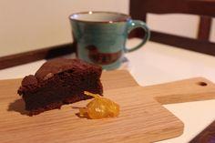 Gateau chocolate cake