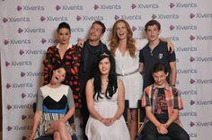 Lana Parrilla, Sean MaGuire, Rebecca Mader, Robbie Kay, Emilie DeRavin, Jared Gilmore.