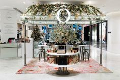 Noël 2015 : un pop-up store Lancôme au...