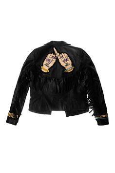 LET THERE BE GOLD  jacket