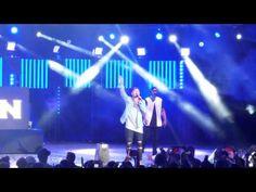 J Balvin Improvisando en Guadalajara Mexico - YouTube