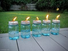 DIY MASON JAR CANDLES Pictures, Photos, and Images for Facebook, Tumblr, Pinterest, and Twitter