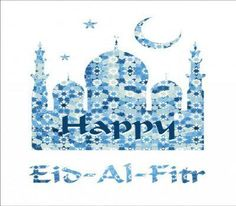 """happy eid al fitr greeting blue tones"" by Chris olivier Eid Mubarak 2017, Eid Mubarak Images, Eid Mubarak Greetings, Happy Eid Mubarak, What Is Eid, Eid Al Fitr Greeting, Fest Des Fastenbrechens, Eid Images, Graphic T Shirts"