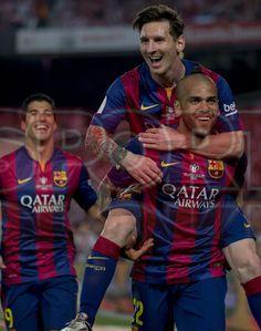 El FC Barcelona, campeón Copa del Rey 2014-2015 | barca | SPORT.es