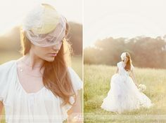 I love this dress and this veil!