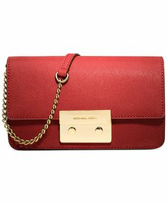 MICHAEL Michael Kors Sloan Chain Crossbody - Handbags \u0026amp; Accessories - Macy\u0026#39;s