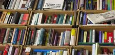 Make Money As a Used Book Hunter